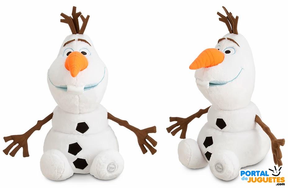 peluches sven y olaf de frozen portal de juguetes. Black Bedroom Furniture Sets. Home Design Ideas