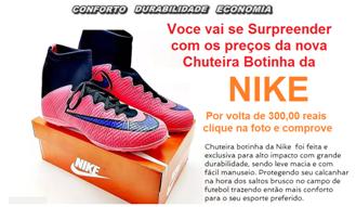 Mega Promoção da NIKE exclusiva para o Blog Vini Silva, clique e comprove