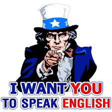 why should we learn english, international language