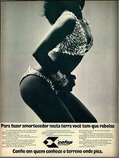 propaganda Cofap - 1973.  1973. brazilian advertising cars in the 70. os anos 70. história da década de 70; Brazil in the 70s. propaganda carros anos 70. Oswaldo Hernandez;