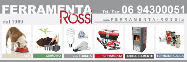 Ferramenta Rossi - Insegna Luminosa