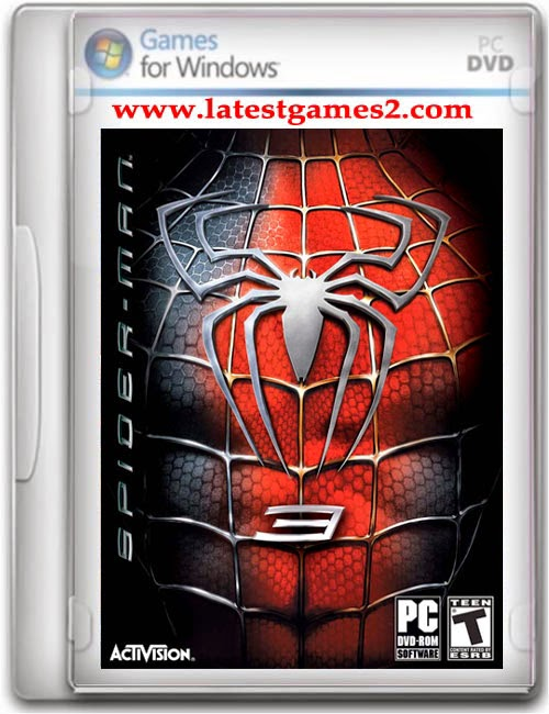 Free Download Spiderman 3