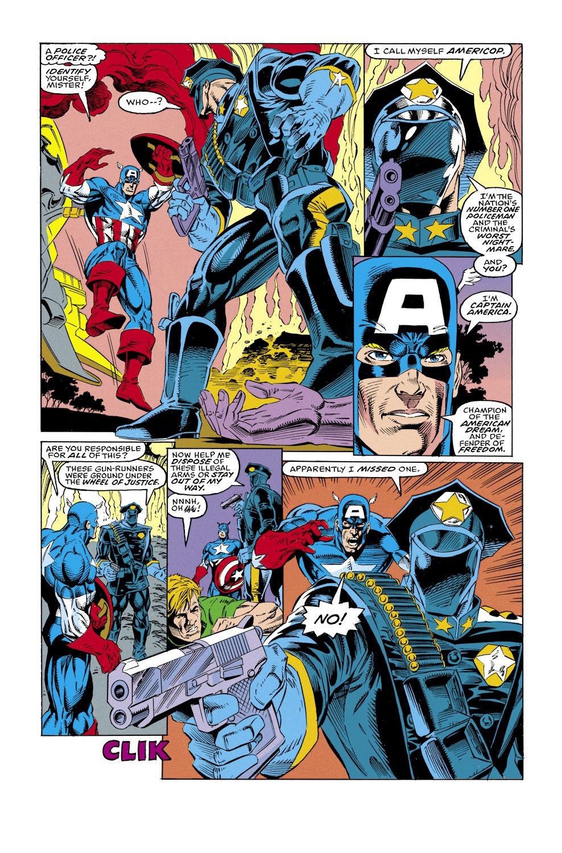 Captain America (1968) Issue #428 #378 - English 16