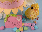 Easter Wallpaper 2013 easter bunny and chicks