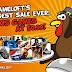 Gameloft oferece 20 jogos por $0,99 cada para o Dia de Ação de Graças
