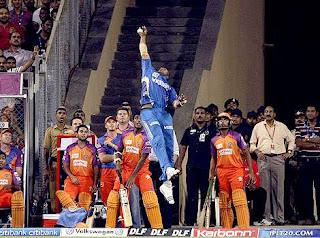 Kieron Pollard Best Catches in IPL 2013
