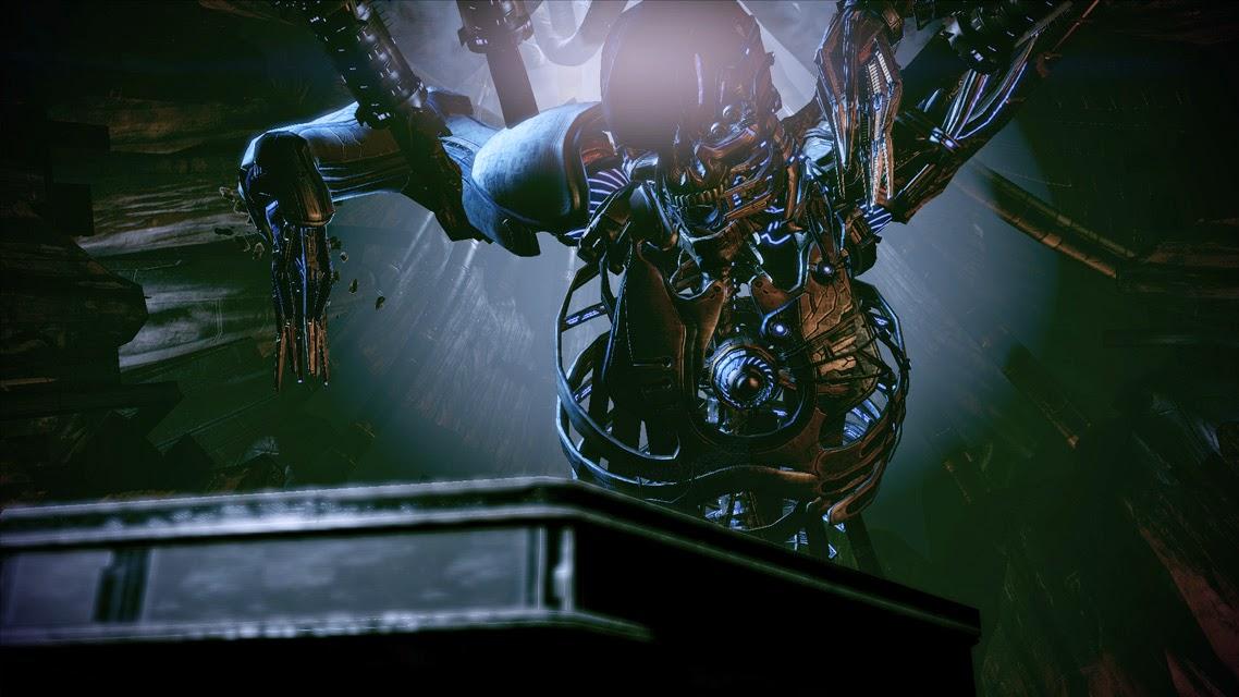 Human Reaper Larva