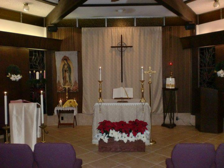 Fr Paul S Old Catholic Church News And Commentary Concelebrating Mass At Cathedral Of St John The Beloved American Catholic Church In San Diego