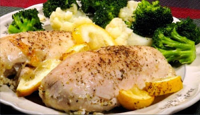 Lemony Chicken Breast