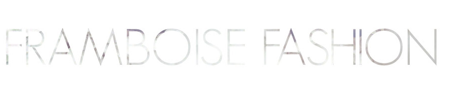 FRAMBOISE FASHION by Sarah Mikaela