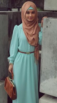 trend hijab anak muda