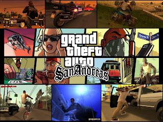 GTA Sanandreas