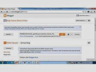 cara menggunakan blog bagi pemula, Cara menggunakan blog, cara menggunakan blog baru, 0856.4640.4349