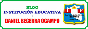 BLOGS DE INSTITUCIONES EDUCATIVAS