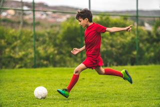 Treino tático de Futebol para Crianças