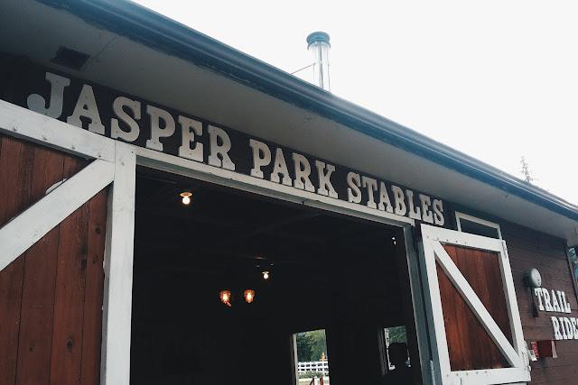 Jasper Park Stables at the Fairmont Jasper Park Lodge