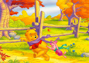 Blustery Day with Winnie the Pooh and Piglet