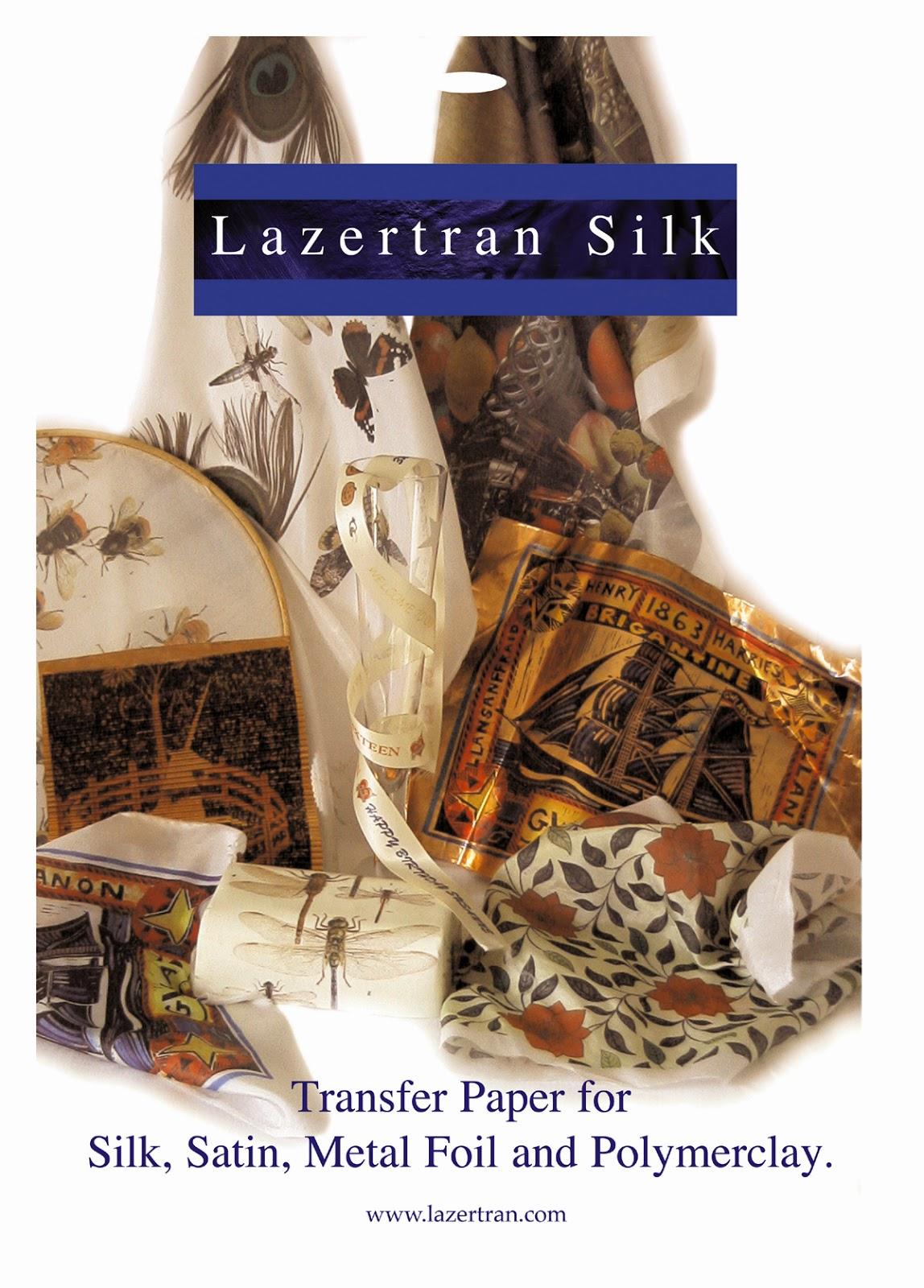 lazertran inkjet transfer paper Lazertran waterslide decal paper for inkjet printers lazertran waterslide decal paper for laser printers lazertran silk transfer paper for silk.
