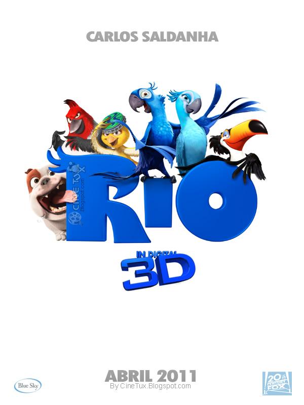 Cinema total 12 ver pelicula rio 3d online gratis 2011 for Ver 3d online