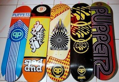 papan skateboard