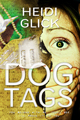 cover of the novel, Dog Tags