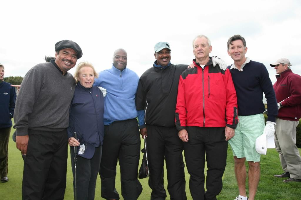 Bill murray celebrity golf tournament