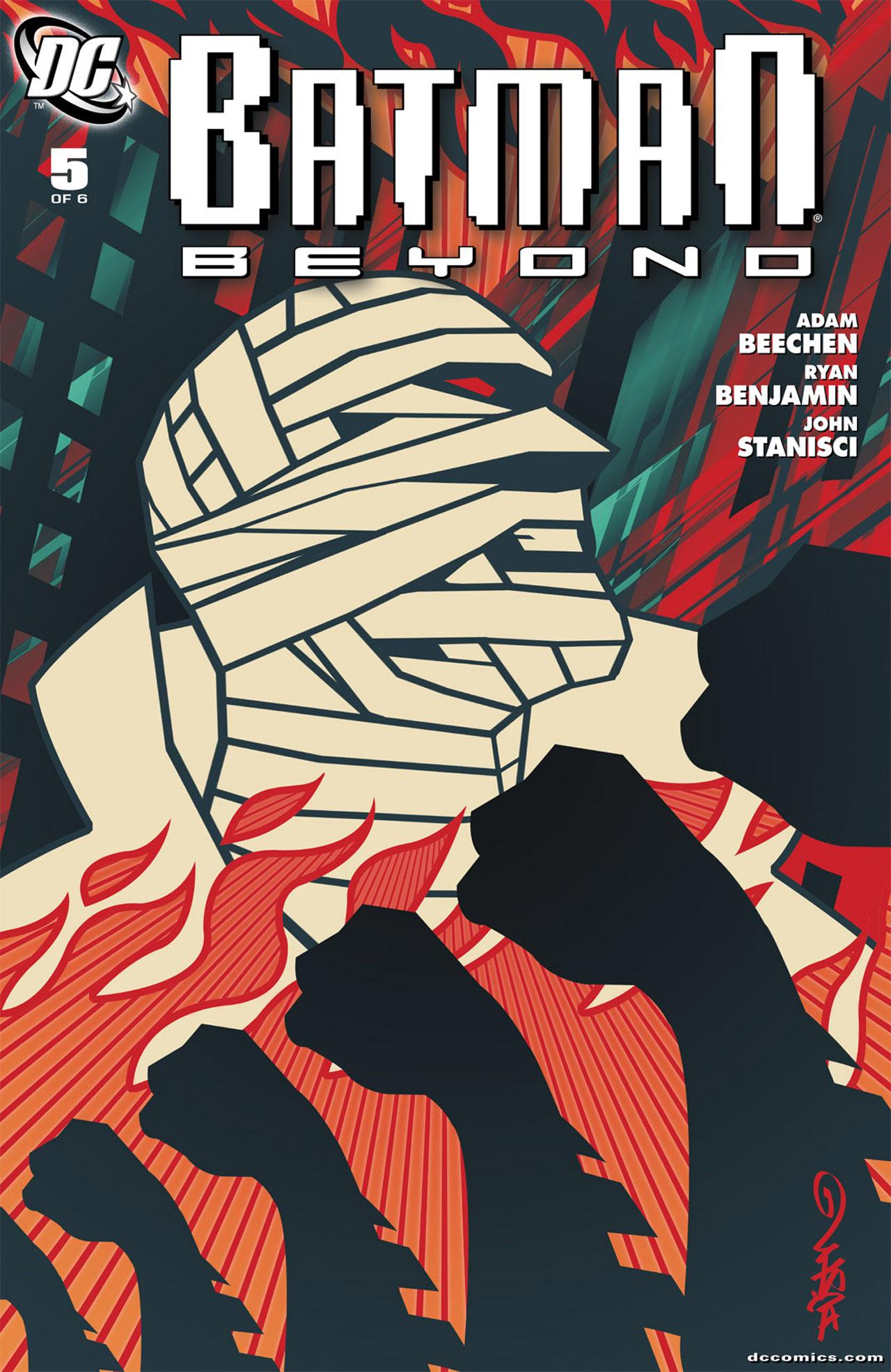 Batman Beyond (2010) Issue #5 #5 - English 1