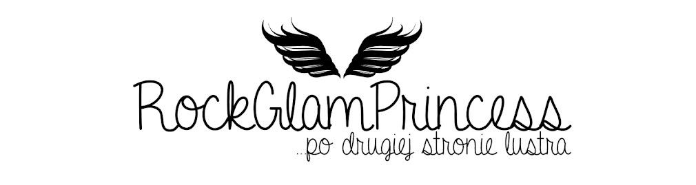 Rock Glam Princess po drugiej stronie lustra...