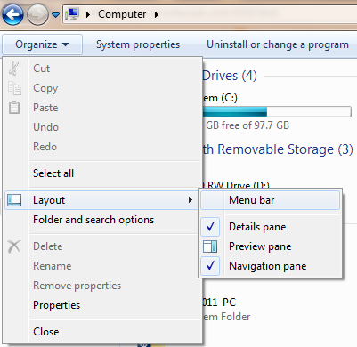 How to create Dropdown Menu/Navigation Bar in Html and CSS ...