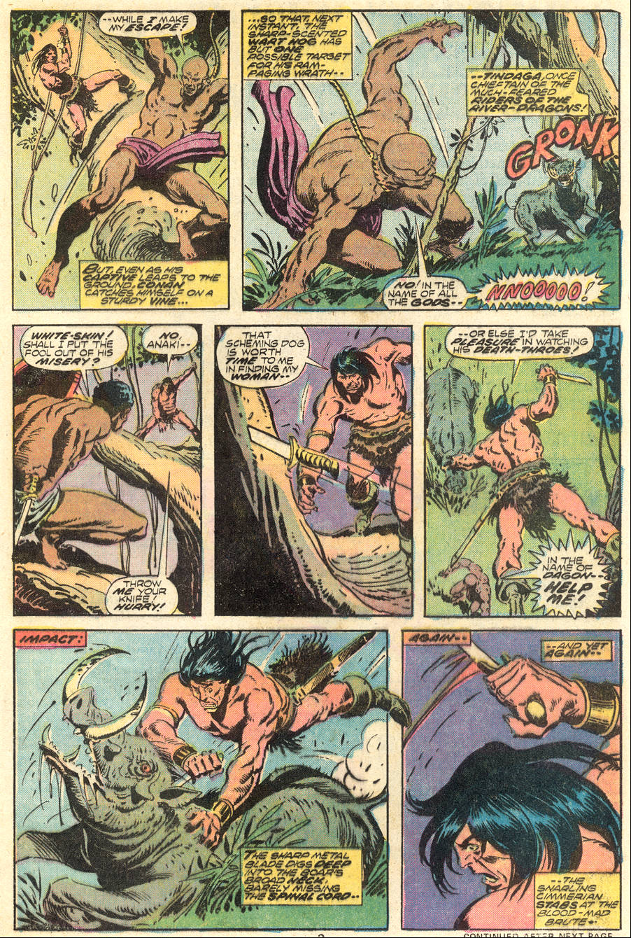 Conan the Barbarian (1970) Issue #62 #74 - English 4