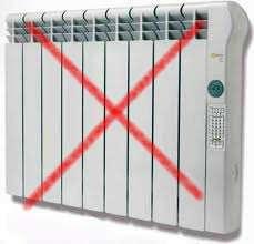 Tecnolog a para un progreso sostenible la publicidad - Radiadores de calor azul ...