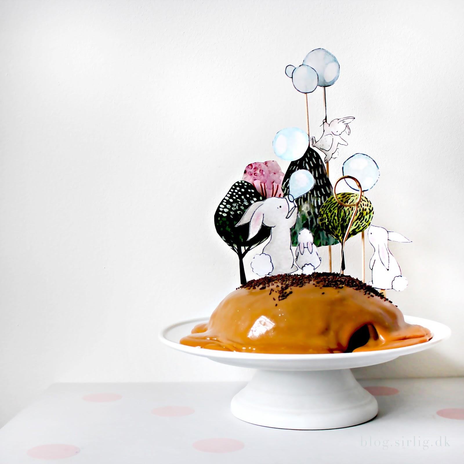 børnefødselsdag 9 år