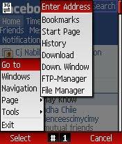 Opera Mini Mod + Opmod + Opmin 4.21 Beta 21.22715 Handler