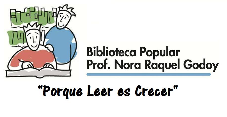 Biblioteca Popular Prof. Nora R. Godoy
