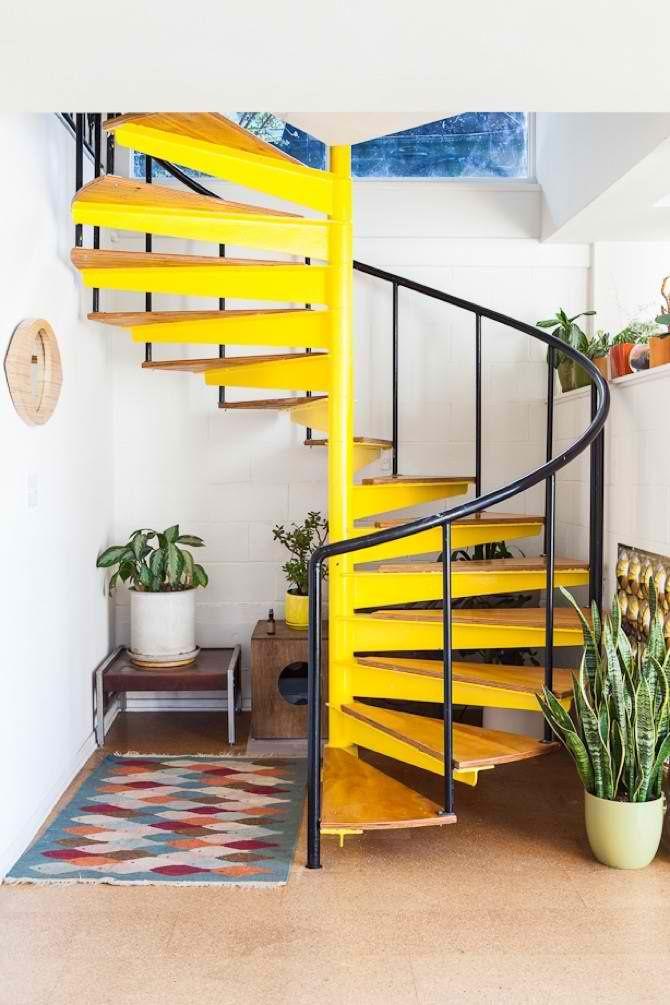 Todav a no sabes lo que te gustan las escaleras de caracol for Como hacer una escalera caracol metalica