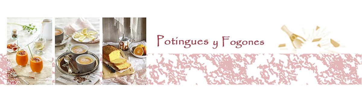 POTINGUES Y FOGONES
