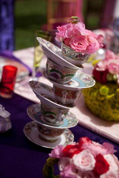 all gussied up alice in wonderland themed baby shower