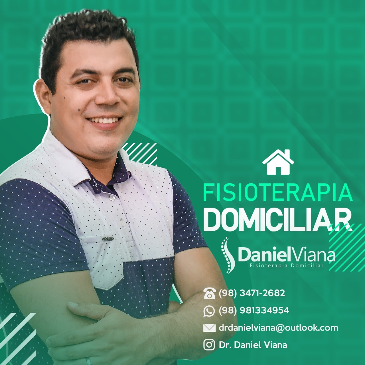 Dr. Daniel Viana - Fisioterapeuta