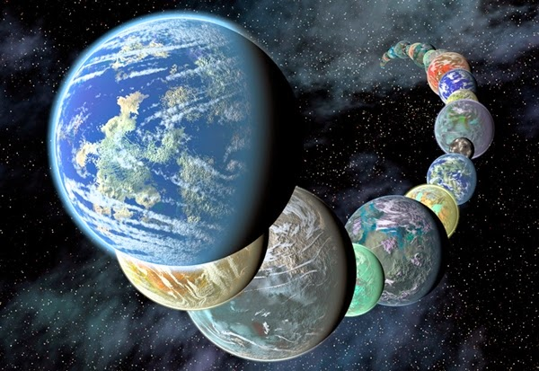NASA Temukan 8 Planet Mirip Bumi yang Laik Huni