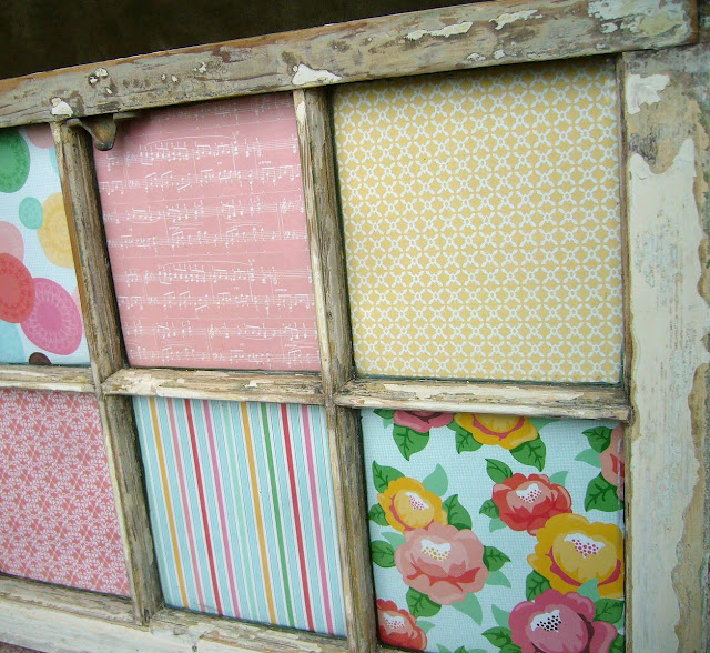 Window Pane Decoration Ideas