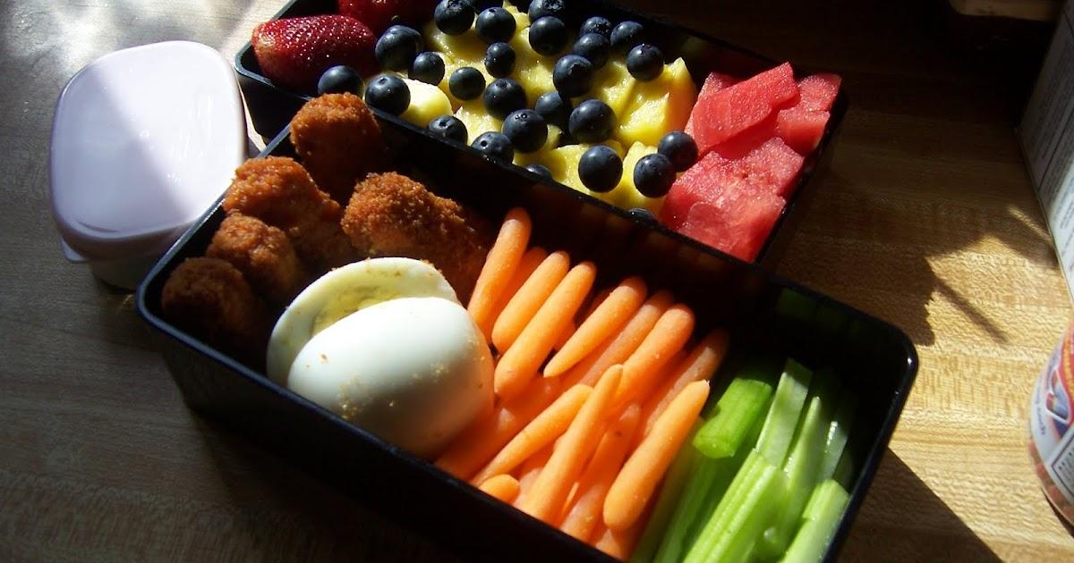 Earth Day Vegetarian Bento