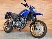 Moto Yamaha XT 660 X, 8.335km rodados. Valor U$ 9.600, direto do Japão.