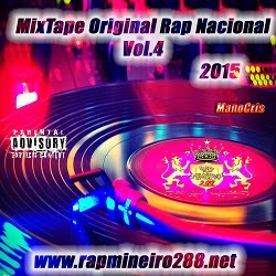 =►MixTape Original Rap Nacional - Vol.4 [2014]