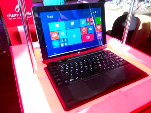 Cherry Mobile Alpha Morph Unveiled, Convertible Windows 8.1 Tablet for P11,999