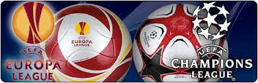 Finalistas Champions y Europa League