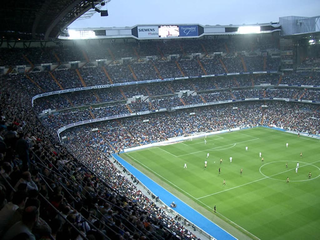 Estadio santiago bernab u real madrid espa a mmega for Correo real madrid