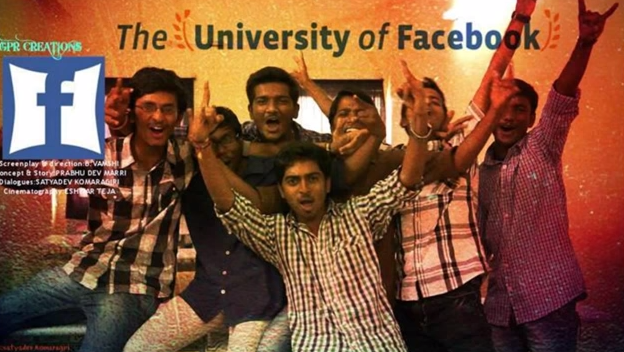 UNIVERSITY OF FACEBOOK POSTER