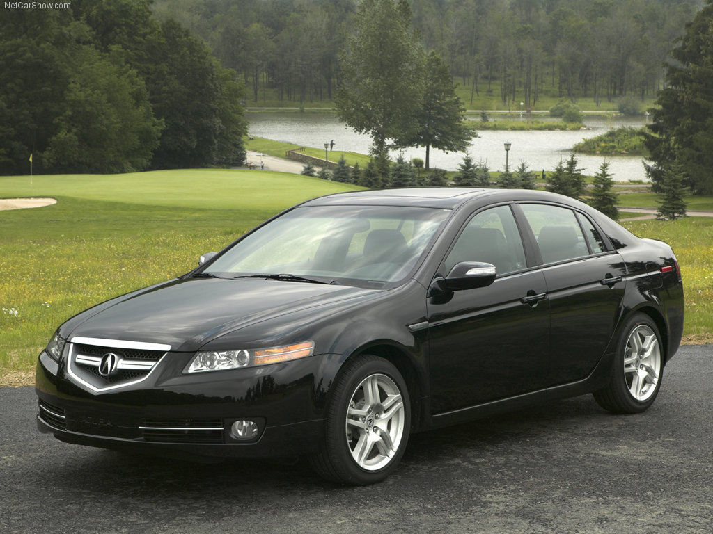 world automotive collection 2007 acura tl. Black Bedroom Furniture Sets. Home Design Ideas
