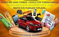 Koroplast-Renault-Yeni-Clio-Çekiliş-Kampanyası-www.koroplastsanstorbasi.com