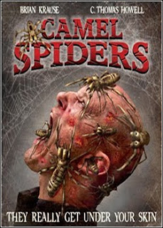 Download Camel Spiders   Legendado DVDRip Avi Rmvb